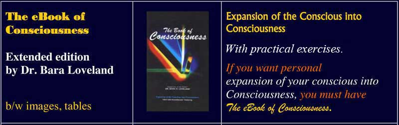 Conscousness eBook
