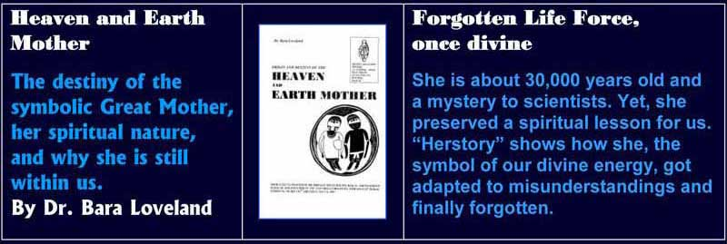 Heaven and Earth Mother Book